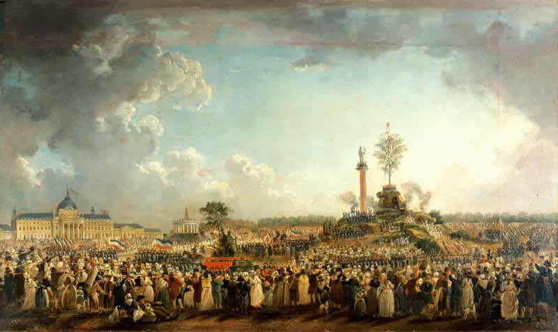 啓蒙とフランス革命