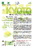 Kyoto Lecture 2015「Bodies that Could Kill: Female Sexuality in 21st Century Anti-Japanese War Films of China」
