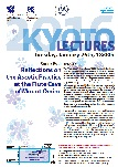 Kyoto Lecture 2016「Reflections on the Ascetic Practice at the Flute Cave of Mount Ōmin」