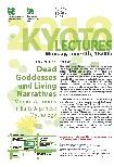 Kyoto Lecture 2018「Christian Sorcerers Cruci¬fied: Reconsidering the Keihan Kirishitan Incident of 1827-29」